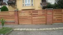 Kerítés, pergola, télikert -
