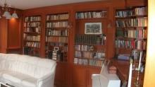Könyvtár bútor -
