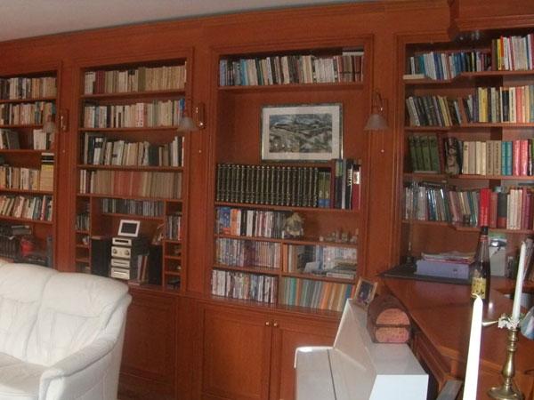 Könyvtár bútor